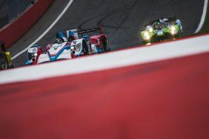 Car #33 / EURASIA MOTORSPORT (PHL) / Oreca 03R - Nissan / Pu Jun Jin (CHN) / Nico Pieter De Bruijn (NLD) - ELMS 4 Hours of Red Bull Ring at Red Bull Ring - Spielberg - Austria