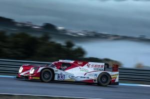 #CAR 33 / EURASIA MOTORSPORT / PHL / Oreca 05 - Nissan - ELMS 4 Hours of Estoril - Circuito Estoril - Estoril - Portugal